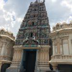 ヒンドゥー教の寺院スリ・マハ・マリアマン寺院